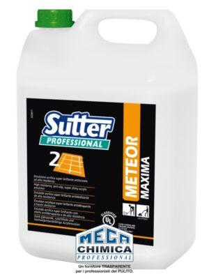 Emulsione acrilica antiscivolo METEOR per pavimenti