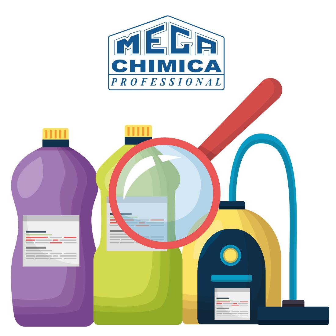 Pulizia professionale: perché è importante conoscere le etichette dei prodotti