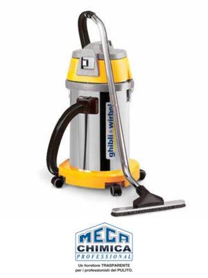 Macchinario pulizia professionale aspiratori AS27