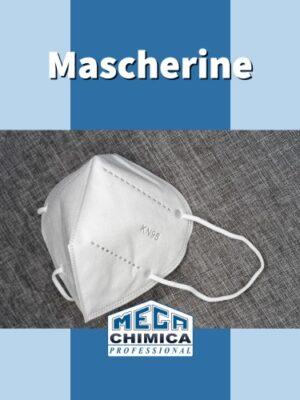 DPI Mascherine facciali filtranti